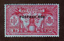 NEW HEBRIDES   #J5   MINT NH   (1607237)