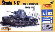 Char Tchèque SKODA T-11, Kit CMK 1/35 - T35026