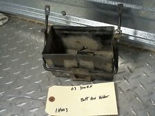 2003 HONDA TRX 300EX BATTERY BOX HOLDER TRAY 1H003