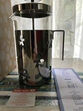 "Alessi ""Girotondo"" Press Filter Coffee Maker"