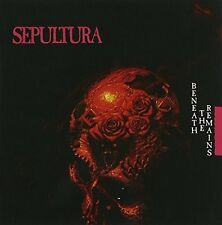 Sepultura - Beneath The Remains [Reissue] [CD]