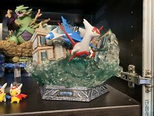 Mfc Latios and Latias Resin Statue - Pokemon Resin Statue