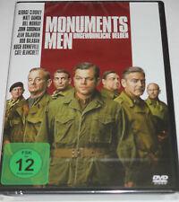 Monuments Men - DVD/NEU/OVP/Krieg/George Clooney/Matt Damon/Murray/Goodman