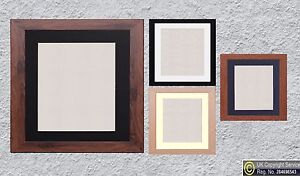 Photo Frame Picture Photos Frame With Mounts Image Inserts White Black Oak Frame
