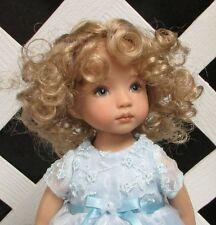 "Doll Wig Monique ""Laura"" size 12/13 in Blonde"