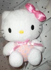 """Hello Kitty San Rio Sega 10""""  Plush Soft Toy Stuffed Animal"""