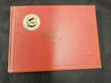 More details for players navy cut cigarette card album 1930s. fair condition.199 cards.good cond.