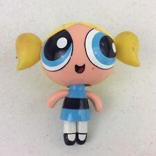 2001 Cartoon Network Powerpuff Girls Bubbles Talking Figure Toy Untested