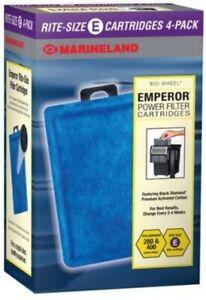 Marineland Emperor Power BIO-Wheel Filter Replacement Filter Cartridges Size E,