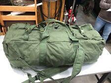 Us Military Duffel Bag Military Surplus Od Green Used