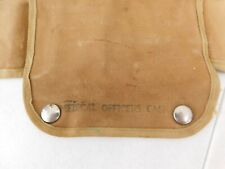 WWII Medical Officers Case with Forceps & 2 scalpels w/Case No. 97051  004