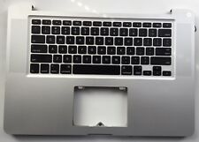 "Genuine Topcase Keyboard Palmrest for Apple Macbook Pro 15"" A1286 2011 02 US"