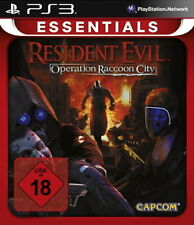 RESIDENT EVIL Opération la tragédie de Raccoon City Essentials | PlayStation 3 | ps3 | d'occasion