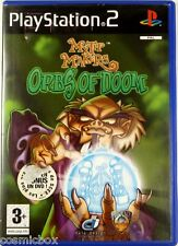 MYTH MAKERS - ORBS of DOOM - jeu video enfants console PlayStation 2 Sony PS2