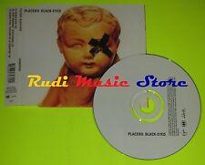 CD Singolo PLACEBO Black eyed  Eu 2001 VIRGIN RECORDS 724389797022 mc dvd (S7)