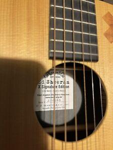 Martin & Co Ed Sheeran X Signature Edition Guitar