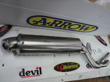 Auspuff NX 650 Dominator ARROW Replica Edelstahl HONDA NX 650 Dominator 87-93