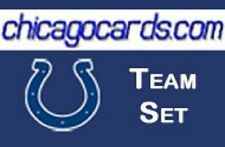 Indianapolis Colts 2012 Topps Platinum Football 4-card Team Set Andrew Luck RC