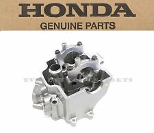 New Genuine Honda Cylinder Head 04 05 06 07 CRF250 R OEM Top End #W49