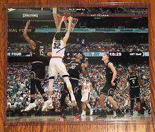 ZACH COLLINS Signed 8x10 Basketball Photo GONZAGA BULLDOGS Trail Blazers AUTO
