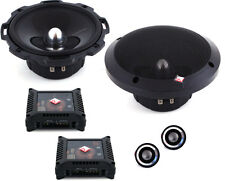 Rockford Fosgate T2652-S 16,5 cm 2-Wege-Komponentensystem NEW KIT TWO WAY