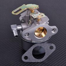 Carburetor with Gasket 640084 Fit For Tecumseh HSK40 HSK50 HS50 LH195SP Engine