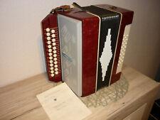 Garmoschka Knopfakkordeon Ziehharmonika Akkordeon. ?????-2