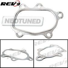 Rev9 5 Bolt Downpipe Exhaust Outlet Metal Gasket for T25 T28 GT25 GT28 Turbo