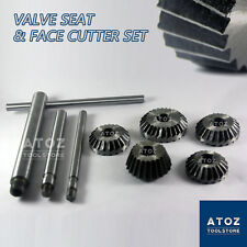 5 pcs Valve Seat & Face Cutter Set Atoz Quality Automotive Industry Leader NEW