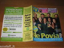 TV SORRISI CANZONI=2006/11=FESTIVAL SANREMO=POVIA=SILVIO MUCCINO=MONTALBANO=