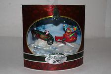 2001 Mattel Holiday Hot Wheels - Santa's New Toy Snow