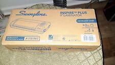 New Swingline Inspire Plus 9 Inch Thermal Laminator White 1701853