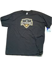 Houston Dynamo MLS soccer t shirt size 2Xl