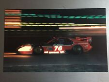 1995 Nissan Z 24 Hr of Daytona Race Car Print, Picture, Poster RARE!! Awesome