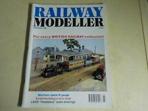 RAILWAY MODELLER FEBRUARY 1995