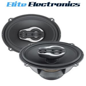 """Hertz MPX690.3 MPX 690.3 Mille Pro 6 X 9"""" 3-Way 260W Coaxial Speakers"""