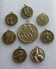 Fußball Medaillen Konvolut - LOT Il
