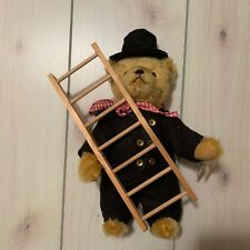 Hermann Teddy original with tags Urkunde limited edition