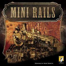 Mini Rails - Board Game - New -{ FREE Game Offer }-