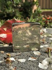 A Chinese gilded-silver ink box, early 20th Cent