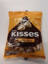 Hersheys Kisses Milk Chocolate With Almond 150g American Chocolate Candy Sweets
