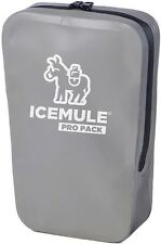 IceMule Coolers 1310 Ultralight Drybag Cooler, Gray