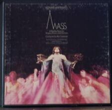 CBS S2BR 220900 BERNSTEIN - MASS 2LP'S & BOOK BOX SET AUS VINYL