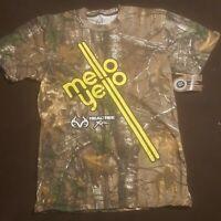 research.unir.net Mello Yello Long-Sleeve Tee T-shirt RealTree ...