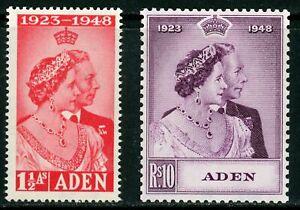 Aden 1949 SG.31-31 M/M