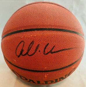 Allen Iverson Signed Autographed Basketball Tristar COA Philadelphia Sixers NBA
