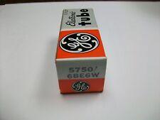 GE 5750 / 6BE6W TUBES