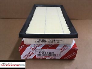 OEM Toyota Camry Avalon RAV4 Hybrid Air Filter FITS SELECT YEARS **SEE LIST**