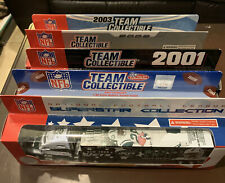 Lot of 5 Team Collectible NEW YORK JETS Limited Edition Tractor Trailers (NIB)
