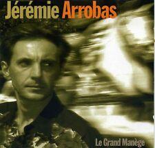 Le Grand Manège Jérémie Arrobas (Author)  Format: Audio CD
